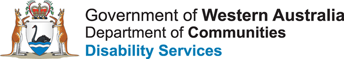 Government of WA Department of Communities Disability Services